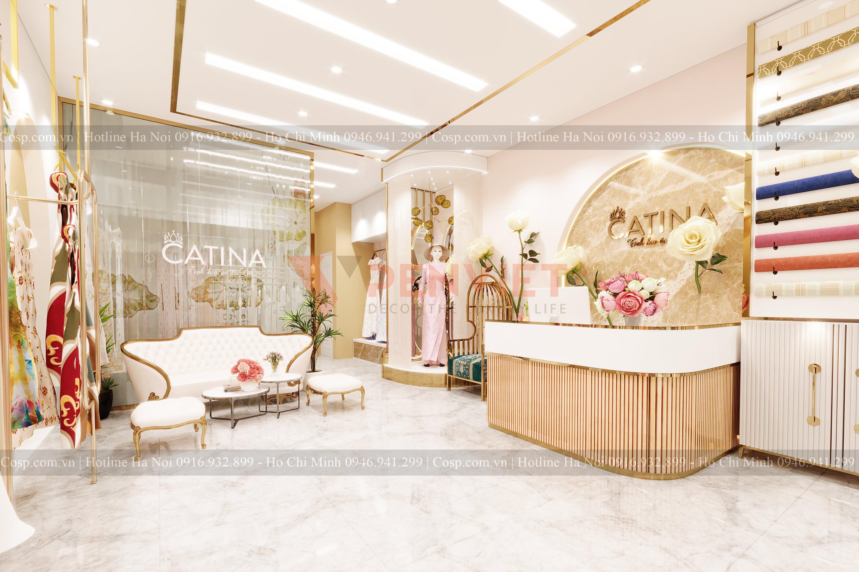 Thiết kế cửa hàng không chỉ cần đẹp mà còn phảo đảm bảo công năng