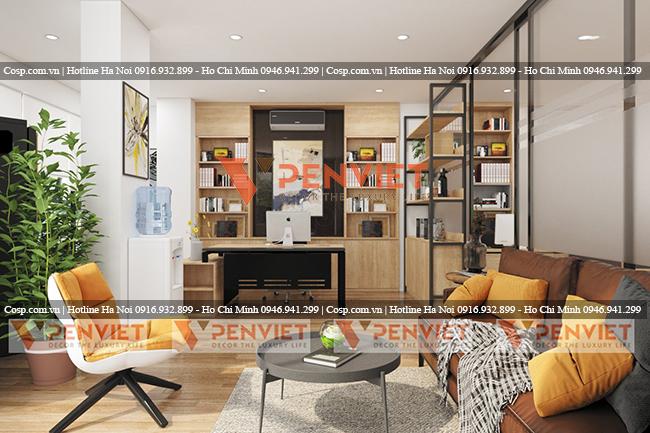 Phong thủy đóng vai trò quan trọng không gian thiết kế shop