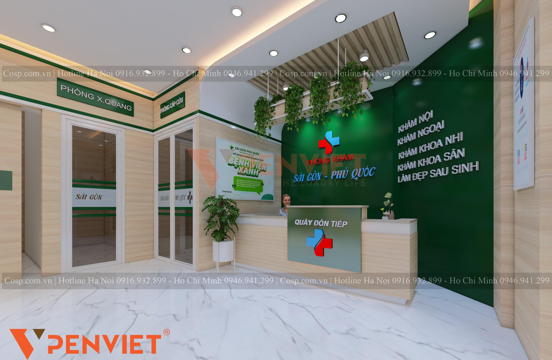 Phòng thăm khám cho bệnh nhân