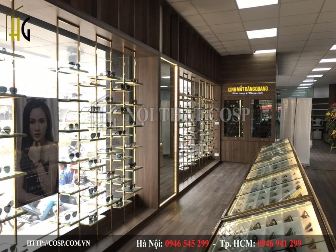 Thiết Kế Shop Đồng Hồ Đăng Quang Watch