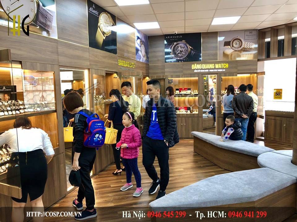 Xây dựng không gian mua sắm thu hút khách hàng