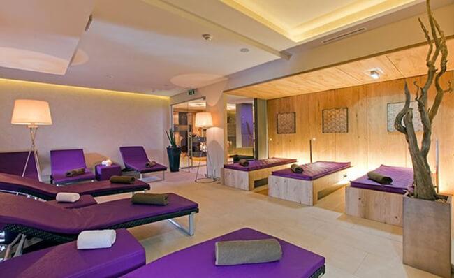 Thiết kế spa massage chân khá linh hoạt trong quy mô và chi phí đầu tư