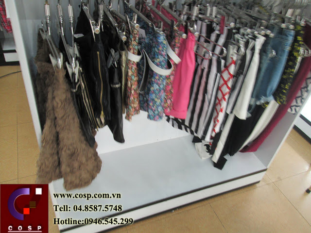thiết kế shop thời trang jell boutique 3
