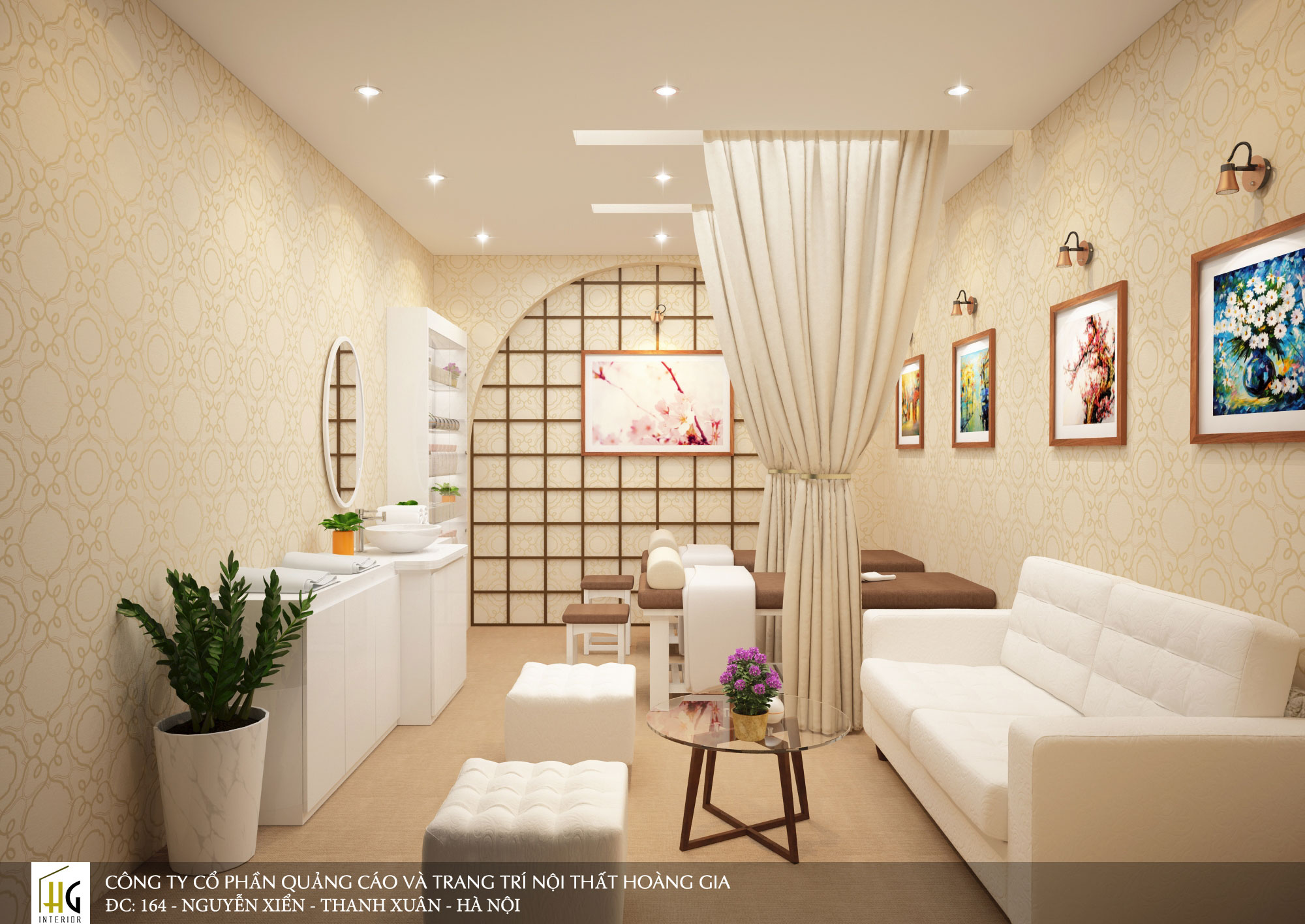 thiet ke du an home spa 4