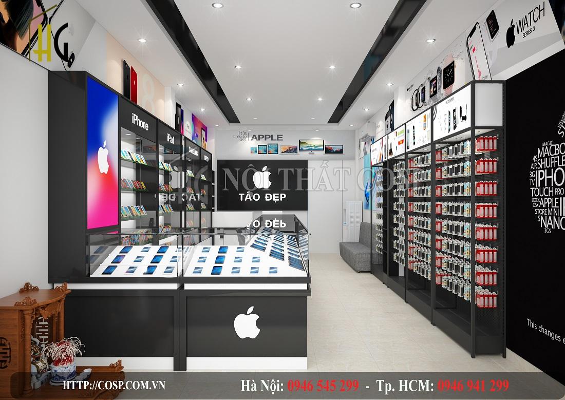PENVIET- Thiết kế shop điện thoại chuyên nghiệp