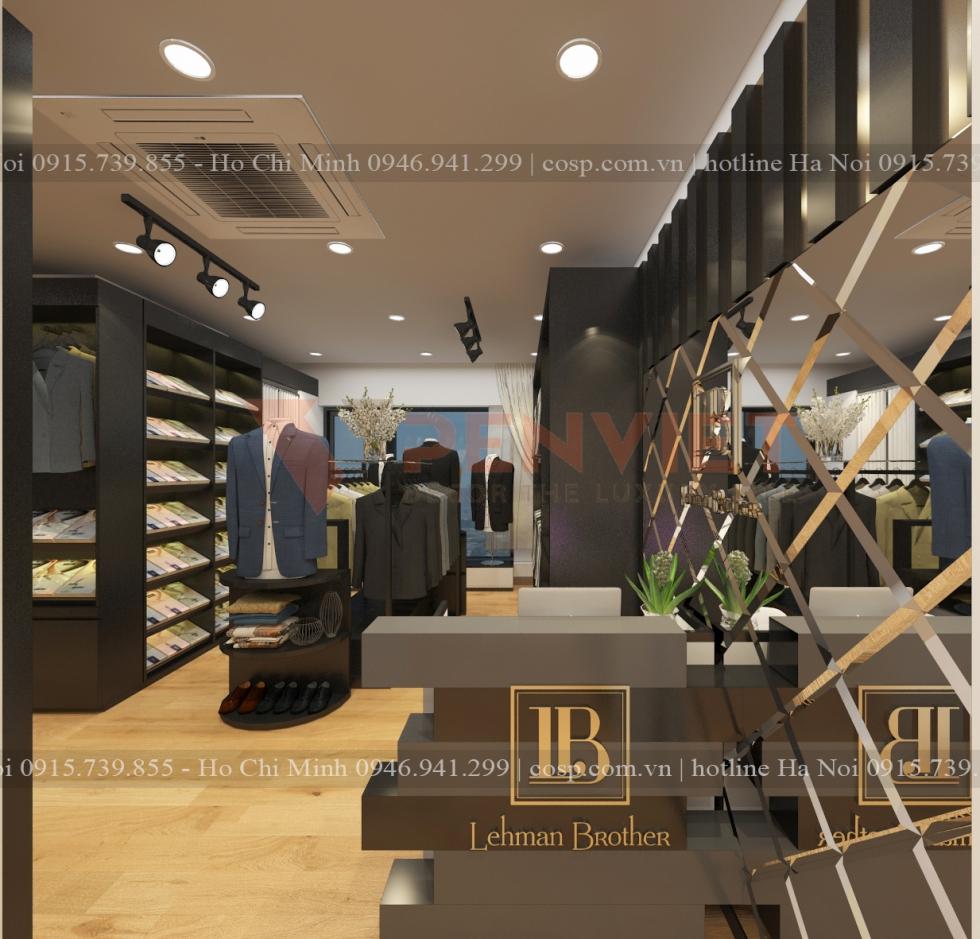 hình ảnh đẹp của shop thời trang nam