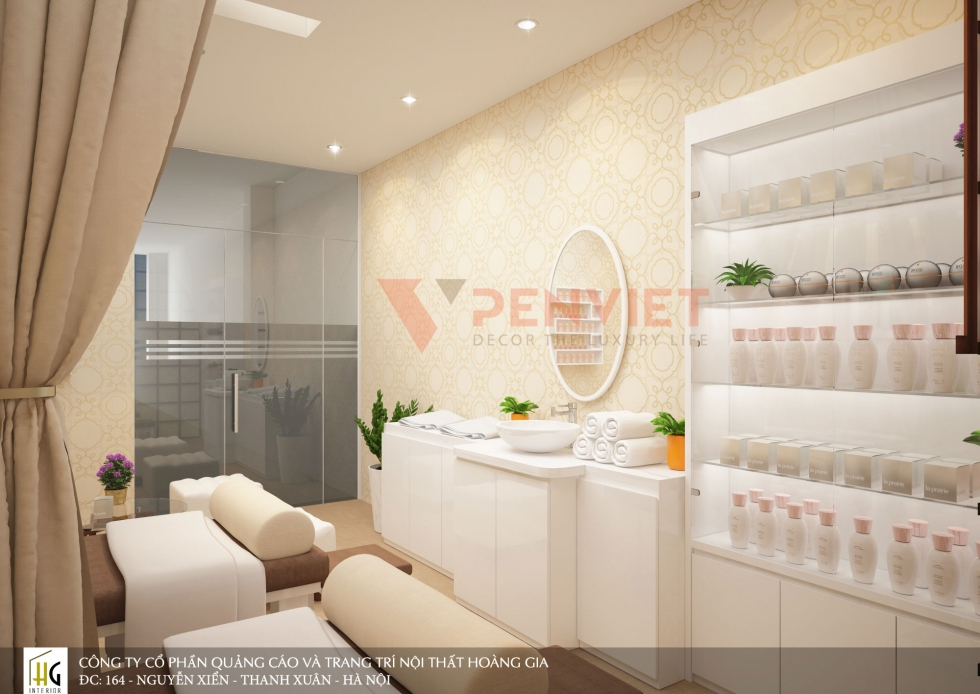 thiet ke du an home spa 7