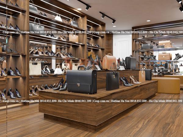 Ý tưởng thiết kế shop với chất liệu giá rẻ