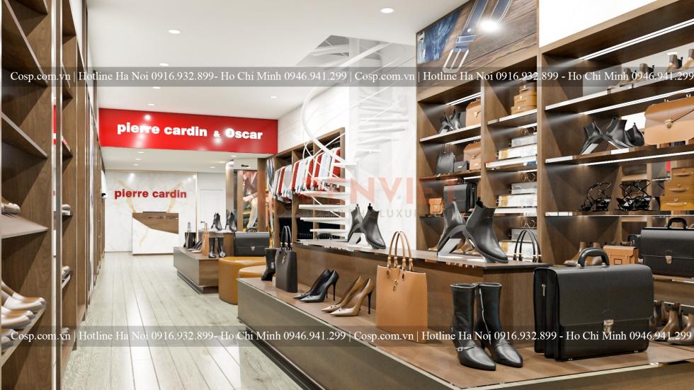Shop thời trang đẹp theo thước lỗ ban