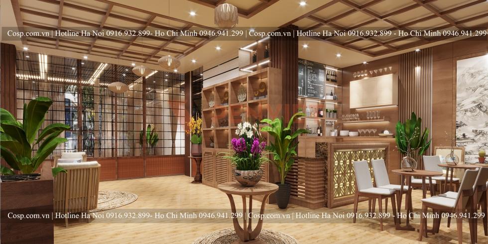 Những mẫu thiết kế nội thất shop đẹp ấn tượng được ưa chuộng nhất