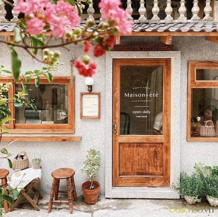 Thiết kế quán cafe cần phù hợp với mô hình kinh doanh
