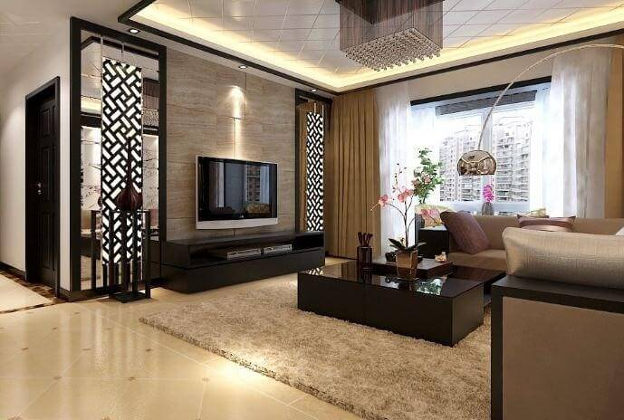 Thiết kế nội thất sử dụng gỗ Melamine
