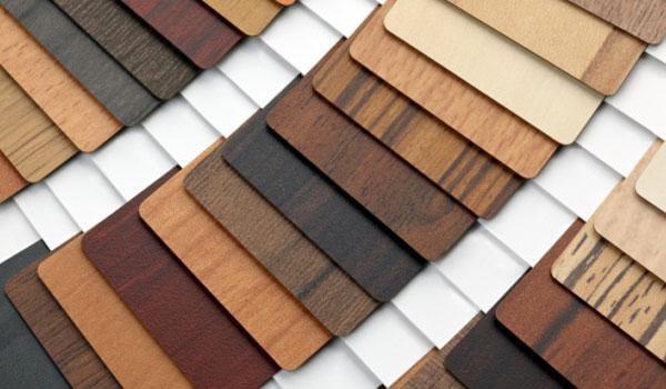Gỗ Melamine vô cùng đa dạng về màu sắc và họa tiết vân