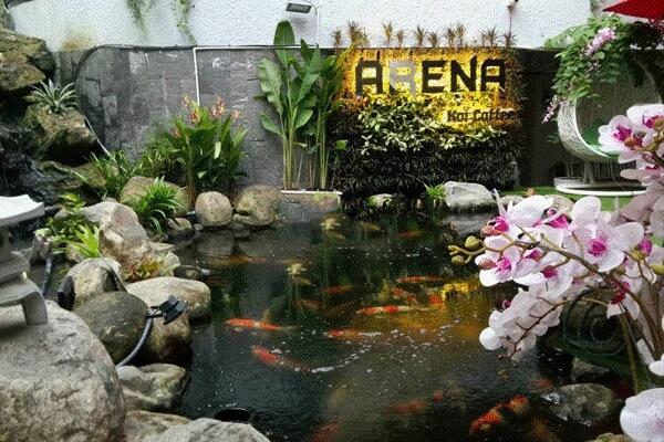 Tạo dựng hệ sinh thái trong không gian tiệm cafe