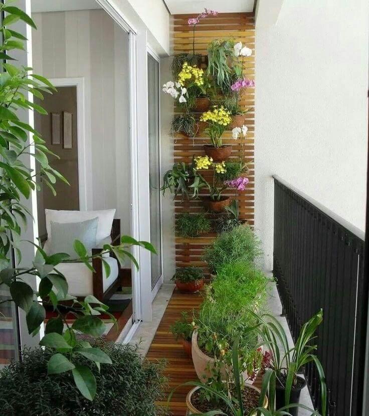 Tận dụng không gian tạo nên những khu vườn xinh xắn