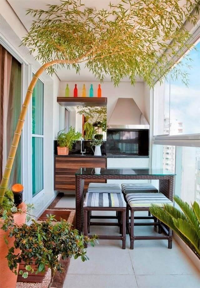 Sáng tạo thành không gian bếp xinh xắn