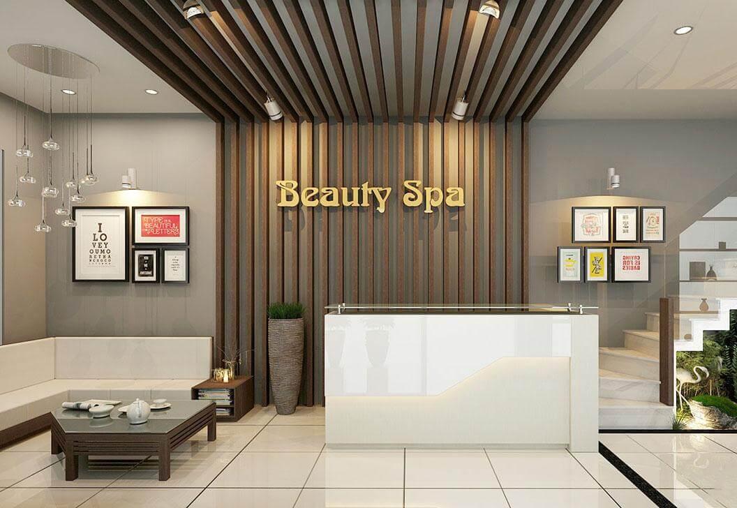 Thiết kế spa chuyên nghiệp là nền móng cho việc kinh doanh