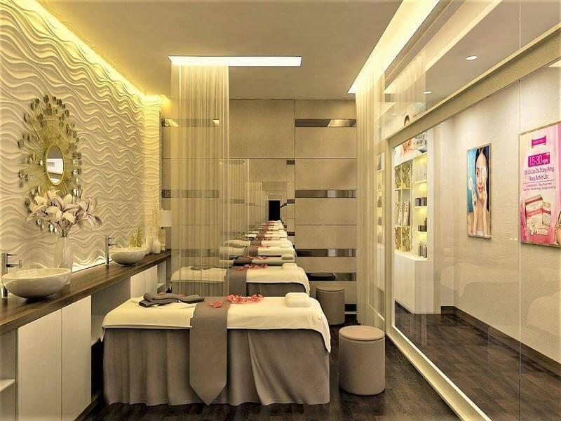 Thiết kế spa phù hợp với đặc trưng của từng nhóm khách hàng