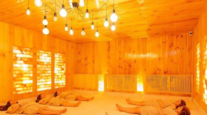 Trải nghiệm dịch vụ làm đẹp tại các spa Jim Jil Bang
