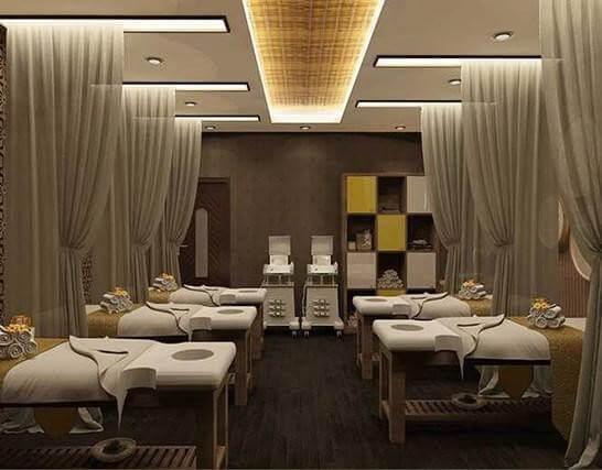 Thiết kế spa chuyên nghiệp mang đến sự thoải mái cho không gian của bạn