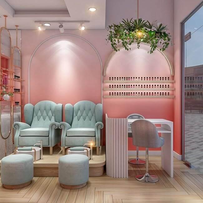 Sự lên ngôi của màu pastel trong xu hướng thiết kế nội thất những năm gần đây
